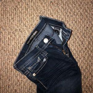Express Skinny Jeans / No Holes